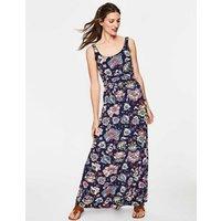 Diana Jersey Maxi Dress Multi Women Boden, Multi