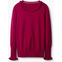 Bernadette Jumper Purple Women Boden, Purple