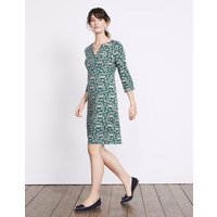 Alexandra Dress Green Women Boden, Green