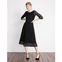 Prudence Lace Dress Black Women Boden, Black