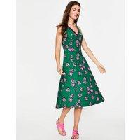 Charlotte Dress Green Women Boden, Green