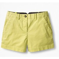 Rachel Chino Shorts Yellow Women Boden, Yellow