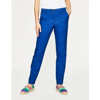Boden Rachel Chino Trousers Navy Women Boden, Navy