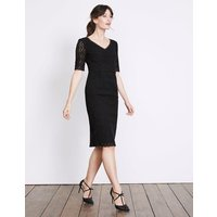 Boden Carin Lace Dress Black Women Boden, Black