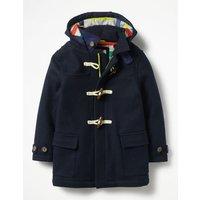Duffle Coat Navy Boys Boden, Navy