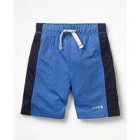 Active Shorts Blue Boys Boden, Blue