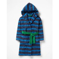 Dressing Gown Grey Boys Boden, Grey