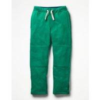 Warrior Knee Sweatpants Green Boys Boden, Green