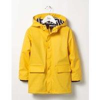 Fisherman's Jacket Yellow Boys Boden, yellow