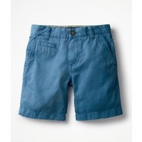 Chino Shorts Blue Boys Boden, Blue
