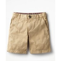 Chino Shorts Natural Boys Boden, Natural