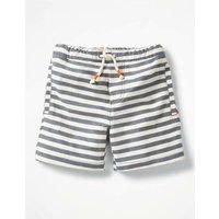 Drawstring Shorts Navy Boys Boden, Navy