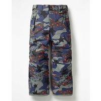 All-weather Waterproof Trouser Multi Boys Boden, Blue
