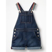 Short Dungarees Denim Girls Boden, Denim