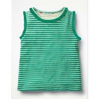 Pretty Vest Green Girls Boden, Green