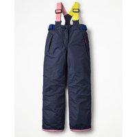 All-weather Waterproof Trouser Navy Girls Boden, Navy