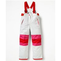 All-weather Waterproof Trouser White Girls Boden, White
