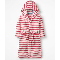 Cosy Dressing Gown Pink Girls Boden, Ivory