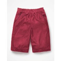 Velvet Culottes Red Girls Boden, Red