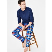 Brushed Cotton Pull-ons Blue Men Boden, Multicouloured