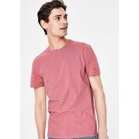 Boden Washed T-shirt Pink Men Boden, Pink
