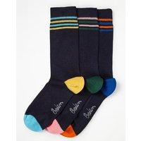 Favourite Socks Navy Men Boden, Navy