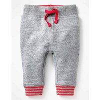Essential Jersey Trousers Grey Baby Boden, Grey