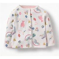 Nursery Reversible Jacket Multi Baby Boden, Multi