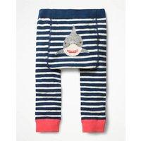 Knitted Leggings Blue Baby Boden, Blue