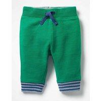 Essential Jersey Bottoms Green Baby Boden, Green