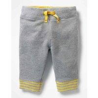 Essential Jersey Bottoms Grey Baby Boden, Grey