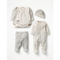 Baby Gifting Set Ivory Baby Boden, Ivory