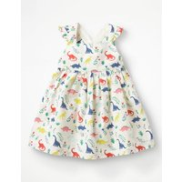 Woven Printed Pinnie Multi Baby Boden, Multi