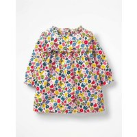Printed Jersey Dress Multi Baby Boden, Multicouloured