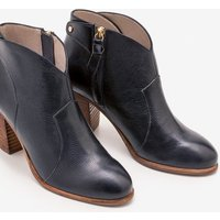 Hoxton Ankle Boots Navy Women Boden, navy