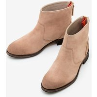 Kingham Ankle Boots Natural Women Boden, Brown