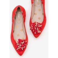 Belle Flats Red Women Boden, Red