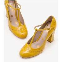 Lucinda Heels Yellow Women Boden, Yellow