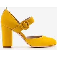 Evie Heels Yellow Women Boden, Yellow