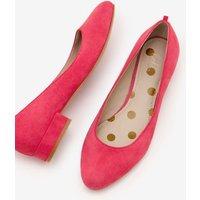 Amelie Low Heel Ballerinas Pink Women Boden, Pink