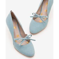 Anthea Mid Heels Blue Women Boden, Blue