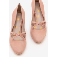 Anthea Mid Heels Fawn Rose Women Boden, Pink