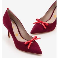 Eleanor Courts Purple Women Boden, Burgundy