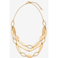 Boden Shapely Necklace Gold Women Boden, Gold