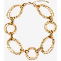 Geometric Necklace Gold Women Boden, Gold