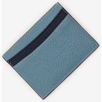 Leather Card Holder Blue Women Boden, Blue