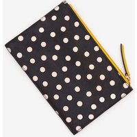 Boden Leather Keepsake Pouch Black Women Boden, Black