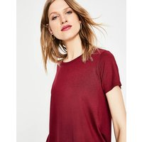 Supersoft Easy Tee Purple Women Boden, Purple