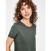 Supersoft Easy Tee Green Women Boden, Green