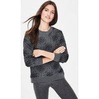 Arabella Sweatshirt Grey Women Boden, Multicouloured